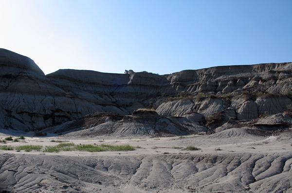 Dinosaur Provincial Park, Cretaceous