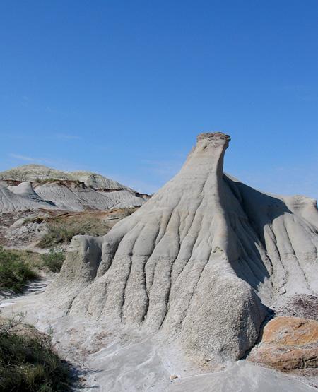 hoodoo, Dinosaur Provincial Park