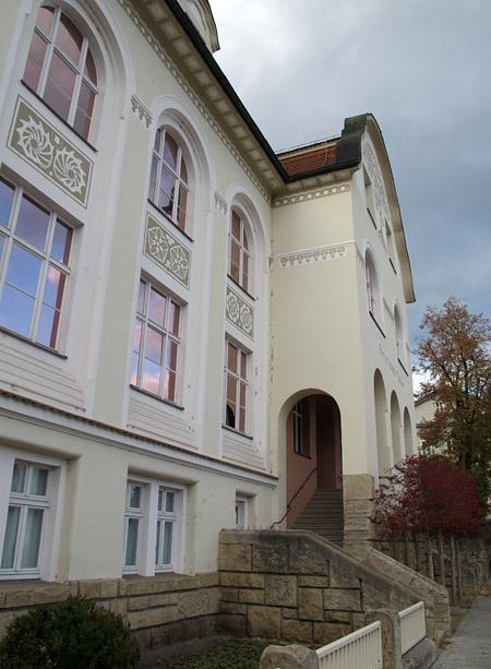 A museum exterior 3