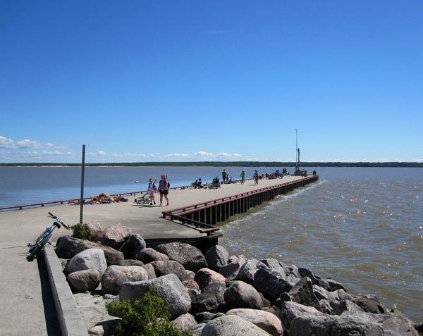 7 dock
