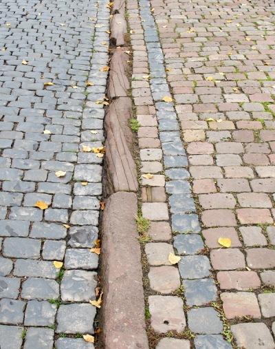 Gotha paving
