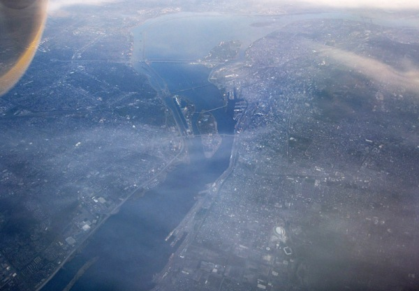 Montreal and the Saint Lawrence River